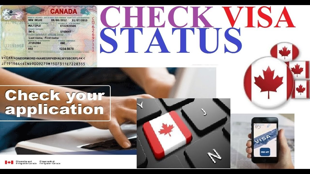 How To Track Vfs Canada Visa Application ਕ ਨ ਡ ਵ ਸ Status How To Track Canada Visa Application Youtube