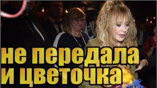 Примадонна не пришла проститься со стилистом...певиц Аллы Пугачевой и Лаймы Вайкуле никто не заметил