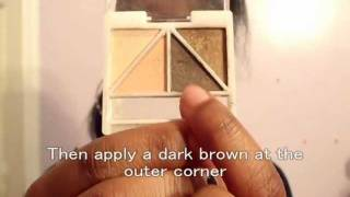 Lioness Makeup Thumbnail
