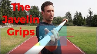 How to Grip a Javelin
