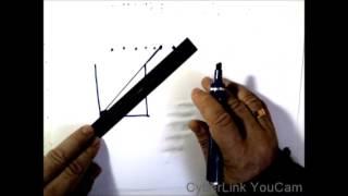 Физика -Оптика- Опыт- Преломление света