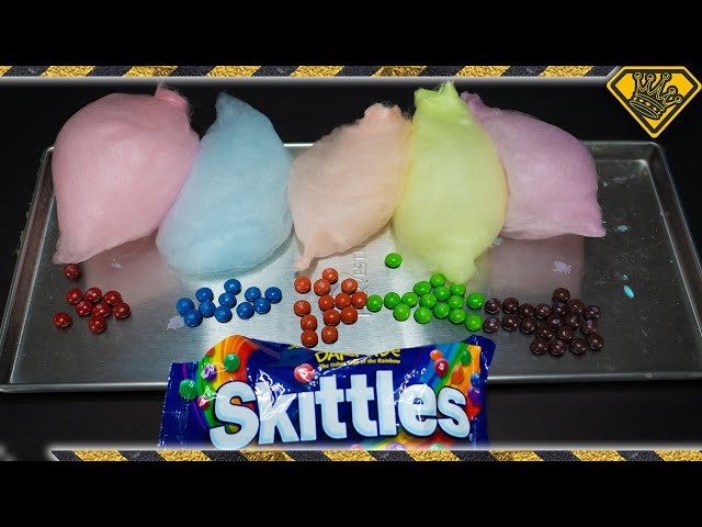 Can Skittles Become Cotton Candy?
