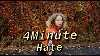 4MINUTE(포미닛) - 싫어(Hate) Short Dance Cover by Hannah Gustafss…