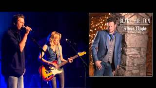 "Blake Shelton feat. Sheryl Crow - ""Silent Night"" (Christmas song)"