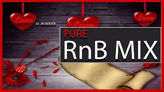PURE R&B Music MIX #1| RnB Throwback | Best 90's & 00's R&B Hits Playlist