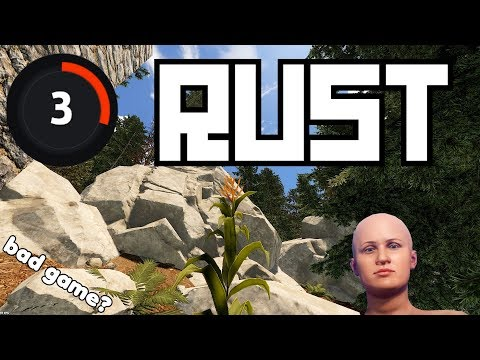 RUST: THE GAMESPOT REVIEW (Bad Game??)
