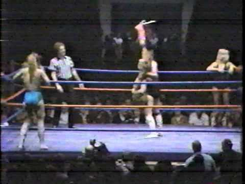 Women's Tag Team Match (AWA All-Star Wrestling)