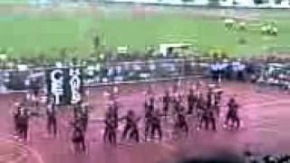 Cheerdance Competition Western Mindanao State University CET Hawks