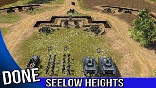 Men of War Assault Squad 2 - Seelow Heights gameplay
