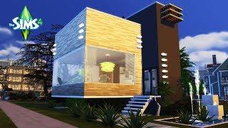 Thesims4 Rumah Modern Tpi Imut Untuk Yg Jomblo Youtube