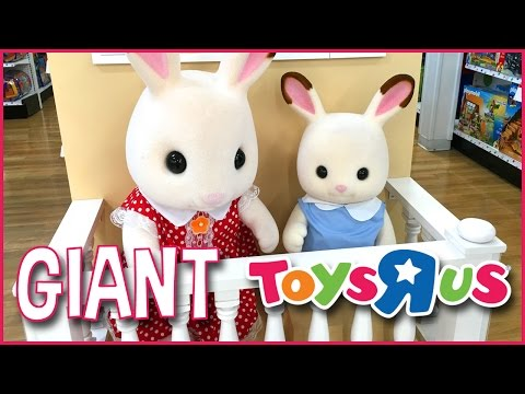 Thumbnail: DOLL HUNT AT GIANT TOYS R US - MommyAndGracieShow