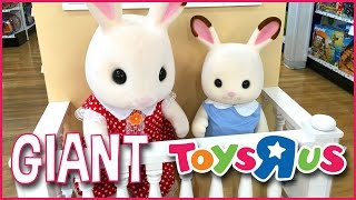 DOLL HUNT AT GIANT TOYS R US - MommyAndGracieShow