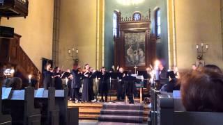 1.video.Baroka mūzikas koncerts.Jaunajā Sv. Ģertūdes baznīcā.Rga.Latvia.11.09.2013.