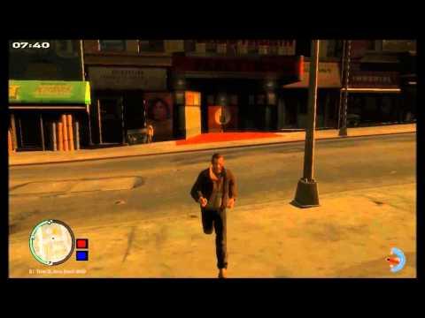 GTA IV CAR KEY SCRIPT DEMONSTRATION
