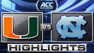 ACC Baseball Championship | Miami vs North Carolina Baseball Highlights | ACCDigitalNetwork
