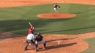 Blazer Baseball Highlights vs CBU March 22 & 23 2014