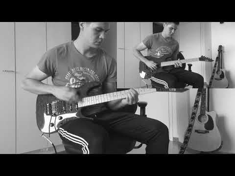 Disco Ensemble - Drop Dead Casanova (Guitar Cover)