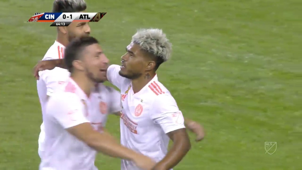 21 Goals In 15 Games! Josef Martinez Can't Stop Scoring