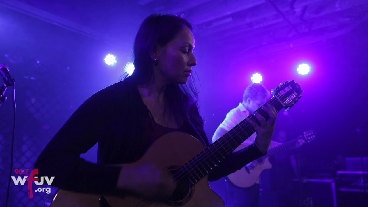 Rodrigo y Gabriela Perform For WFUV At McKittrick Hotel