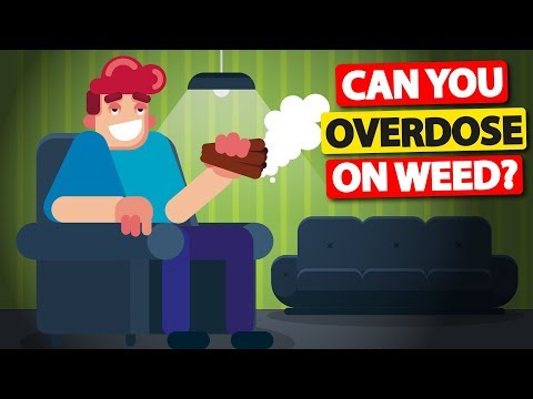 Can You Overdose On Weed?