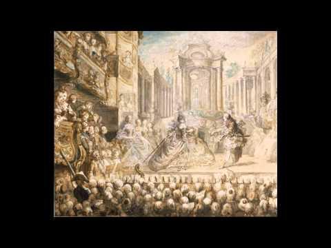 Morin - La Chasse du Cerf; Scene II - III - IV