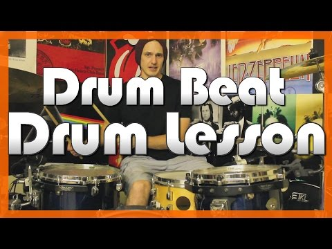 ★ Wipe Out (The Surfaris) ★ FREE Drum Lesson | How To Play Drum BEAT - Alex Ribchester