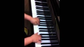 王予閎建功 國小三年級 - 演奏 大黃蜂的飛行