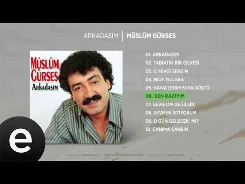 Ben Razıyım (Müslüm Gürses) Official Audio #benrazıyım #müslümgürses