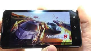 Видео обзор смартфона BQS 5065 Choice 8 ГБ черный