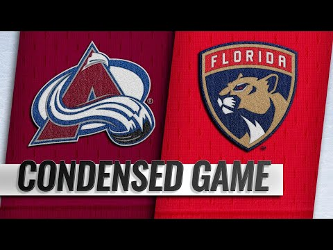 12/06/18 Condensed Game: Avalanche @ Panthers