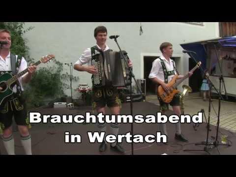 Brauchtumsabend in Wertach 2013 Heimatabend