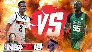 NBA 2K19 THE GAME OF THE YEAR!! TACKO FALL VS BOL BOL