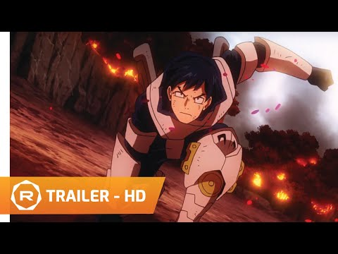 My Hero Academia Heroes Rising Official Trailer 2020 Regal Hd Youtube