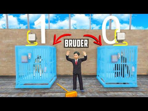 KLEINER BRUDER arbeitet im TIERHEIM in GTA 5 RP! (gefährlich)