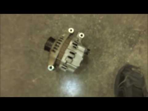 2004 Honda Cr V Alternator Replacement Tips