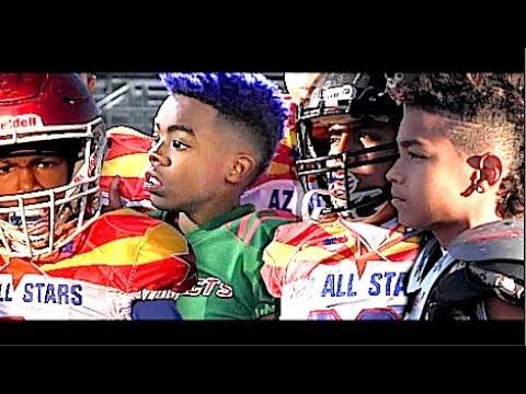 🔥🔥 Laced Facts All-Star Game 10U   California vs Arizona   Highlight Mix