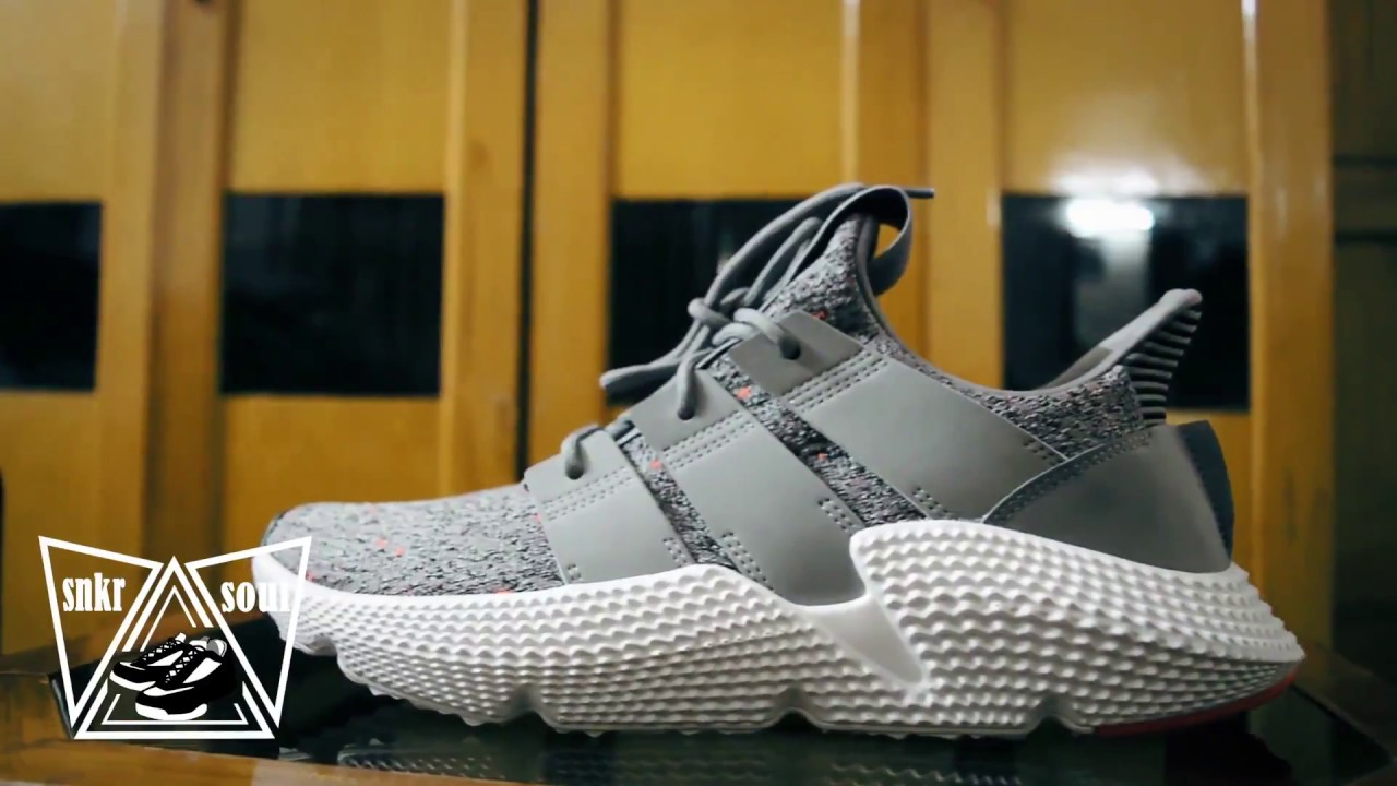 Adidas Prophere (grey) On-Feet and Review - YouTube 1daab623a