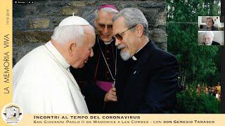 Giovanni Paolo II e il suo amore per la Valle d'Aosta