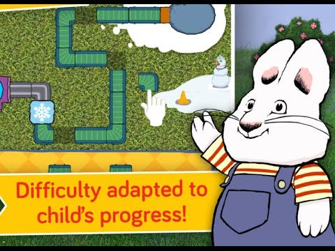 Max & Ruby Science Educational Games | Top Best Apps for Kids