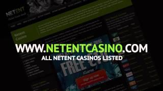 NetentCasino.com : All NetEnt Casinos listed (Net Entertainment Casinogames)