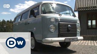 Brasiliens VW T2   Motor mobil