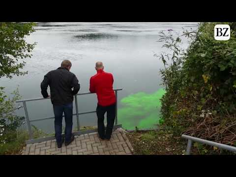 Rheinfärbung in Rheinfelden from YouTube · Duration:  1 minutes 15 seconds