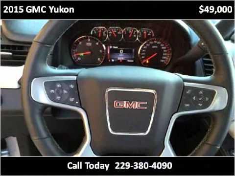 2015 Gmc Yukon Used Cars Americus Ga Youtube