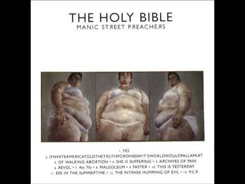 Manic Street Preachers - The Holy Bible (Private Remaster) - 06 Revol