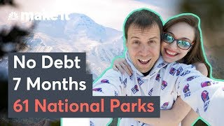 How One Couple Avoided Debt On A 7-Month Vacation