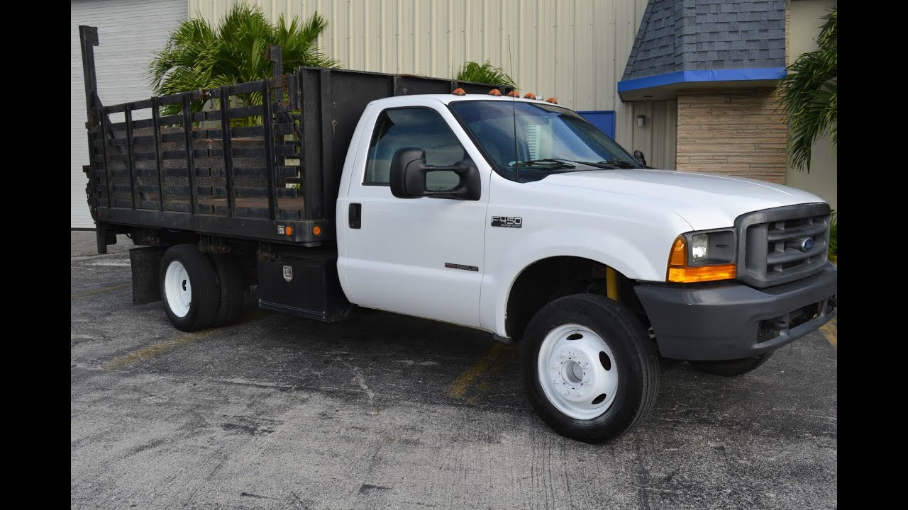2000 ford f450 7 3l diesel stake truck for sale 8995 call. Black Bedroom Furniture Sets. Home Design Ideas