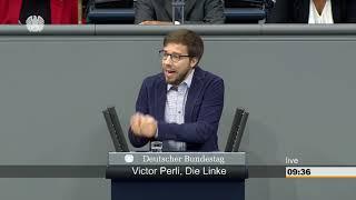 Victor Perli, DIE LINKE: Miserable Bilanz: Maaßen entlassen und Seehofer muss zurücktreten!