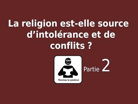 la religion est elle source d 39 intol rance et de conflits partie 2 youtube. Black Bedroom Furniture Sets. Home Design Ideas
