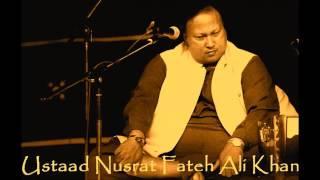 Mere rashke qamar original by Nusrat Fateh Ali Khan   maza agya by NFAK   YouTube
