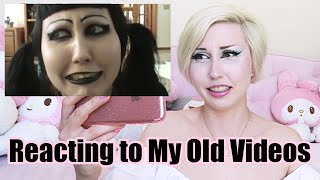 Reacting to My Old Videos